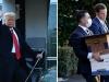 Tổng thống Trump chính thức rời Nhà Trắng, hẹn ngày tái ngộ