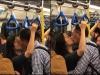 Phẫn nộ cảnh cặp đôi lớn tuổi thản nhiên hôn môi, sờ soạng trên xe bus
