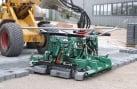 Thiết bị lát gạch nhanh hơn 24 bác thợ xây lành nghề