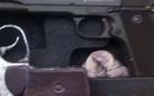 U60 nghênh ngang vác súng dạo phố Thủ đô