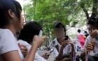 Học sinh dùng điện thoại đe dọa giáo viên qua facebook