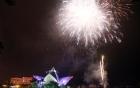 Thành phố Vĩnh Yên: Lung linh pháo hoa đêm giao thừa