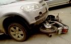 Hành trình đuổi bắt taxi gây tai nạn như phim hành động 4