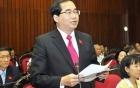 Xin ý kiến Thường vụ Quốc hội  về dự án Luật cảnh vệ, Luật Công an xã  3