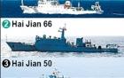 Tàu Trung Quốc bị tố rượt đuổi tàu Nhật