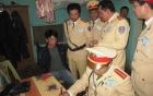 CSGT bắt đối tượng trộm cắp, vận chuyển ma túy
