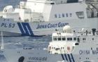 Tàu Trung Quốc chĩa súng vào tàu Nhật?