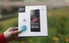 Cận cảnh smartphone Xperia Z...