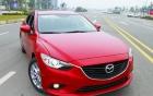 Mazda6 mới - thách thức Camry Việt