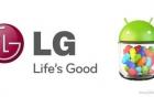LG Optimus 4X HD, Optimus L7 và L9 được lên đời Jelly Bean