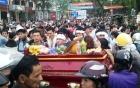 Vụ quan tài diễu phố: Con rể Chủ tịch tỉnh lên tiếng