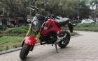 Xe côn tay Honda MSX 125 giá gần 100 triệu tại Hà Nội