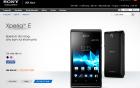 Sony Xperia E chính hãng có giá 3,2 triệu đồng
