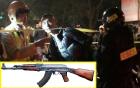 Xông vào cướp súng AK và đánh cảnh sát cơ động