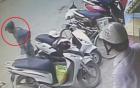 Video: Tên trộm hoảng hồn vì ăn cắp xe SH