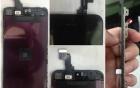 Rò rỉ màn hình hiển thị trên iPhone 5S, thiết kế giống iPhone 5