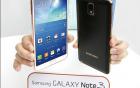 Lộ diện Samsung Galaxy Note 3 phiên bản vàng sâm panh