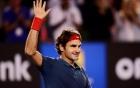 Federer đánh bại Andy Murray: Vĩnh cửu như 'Tàu tốc hành'