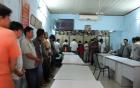 Đang say sưa sát phạt, 25 con bạc trong trường gà bị bắt giữ 6