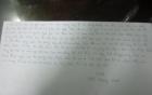 Người giúp bác sĩ Tường ném xác bệnh nhân viết thư gửi mẹ