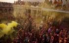 Kỳ lạ lễ hội đàn ông bị phụ nữ đánh hội đồng