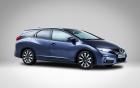 Honda Civic LX 2014 chưa bán đã thu hồi