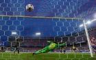 Atletico Madrid 1-0 Barca: Tiki Taka sa lầy ở Vicente Calderon