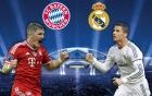 Real Madrid vs Bayern Munich: Siêu kinh điển tấn công