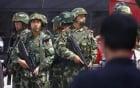 Indonesia xử 4 nghi phạm khủng bố Trung Quốc 8