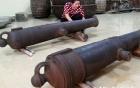 Nóng từ địa phương ngày 19/5: Phú Yên - Phát hiện hai khẩu súng thần công nặng 500kg