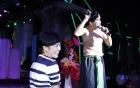 Minh Thuận bật khóc khi được gặp bố và em trai trong bệnh viện 2