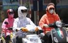 Thời tiết ngày 17/6: Trung Bộ nắng nóng, gió phơn Tây Nam