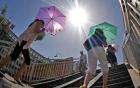 Thời tiết ngày 19/6: Hà Nội nắng nóng 37 độ C