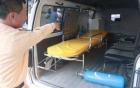 Bệnh nhân tử vong trên đường cấp cứu do… xe 115 chết máy 2