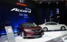 Honda Accord 2014 ra mắt thị trường Việt Nam