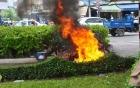 Nóng từ địa phương ngày 2/7: TP.HCM - Người đàn ông tẩm xăng tự thiêu giữa công viên