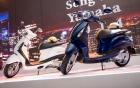 Yamaha giới thiệu Nozza Grande