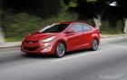 Hyundai Elantra 2 cửa bị khai tử sau 2 năm