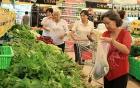 Hà Nội: CPI tăng nhẹ trong tháng 8