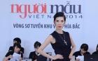 Siêu mẫu Xuân Lan trở lại ghế nóng Vietnam's Next Top Model 2014