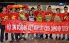 U19 Việt Nam buồn bã khi trở về nước