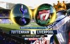 Link SOPCAST trực tiếp trận Tottenham vs Liverpool - 19h30 ngày 31/8