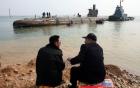 Tàu ngầm Trung Quốc suýt lao xuống vực 3.000 mét dưới đáy biển
