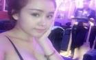 Bà Tưng chán ngoan hiền tung ảnh hở bạo