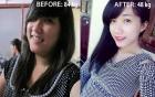 Cô gái Việt lột xác khi giảm gần 40 kg để mặc vừa váy cưới