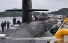 Tàu ngầm Mỹ đã bí mật ở Biển Đông từ một năm trước