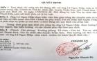 Bắt tạm giam thư ký toà án nhận hối lộ ở Thanh Hóa 6