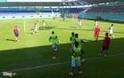 U19 Việt Nam chạy 20 vòng sân giữa trời nắng nóng