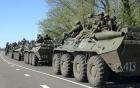 Mỹ viện trợ Kiev 53 triệu USD, Nga rầm độ điều quân sát biên giới Ukraine