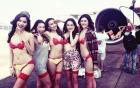 Tranh cãi Ngọc Trinh diện bikini quảng cáo